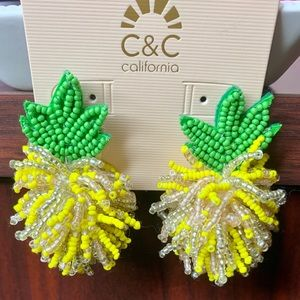 C&C California Bead Earrings